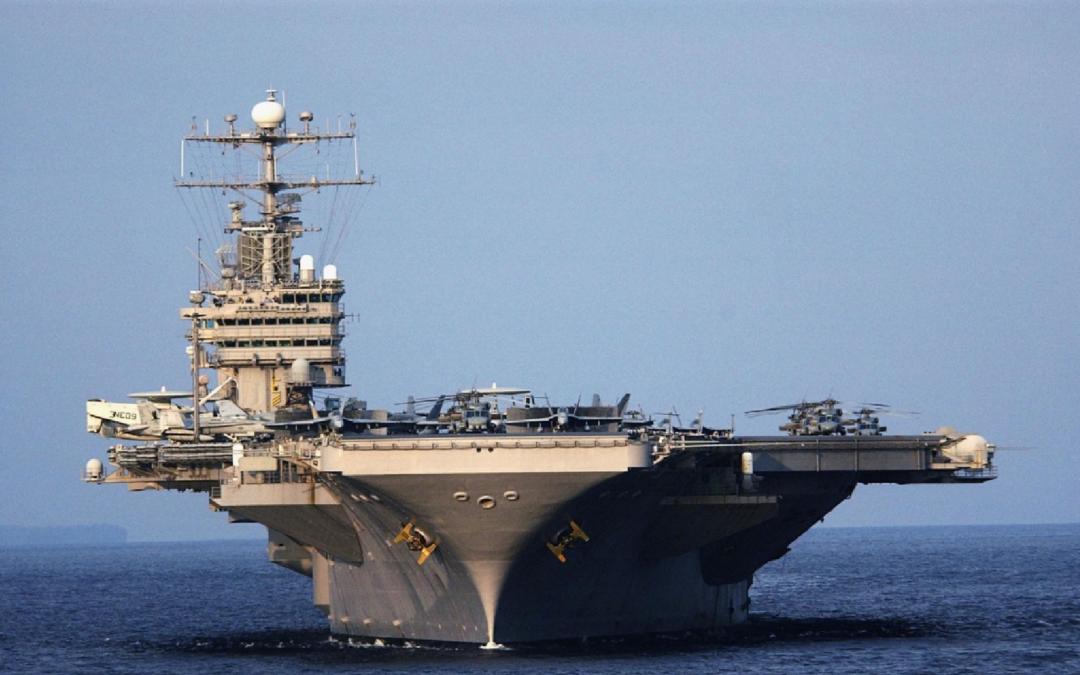 حاملات الطائرات الأمريكية بالخليج: تهديد أم استعراض للقوة؟