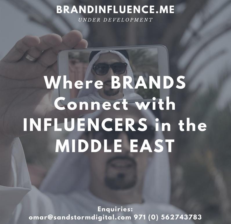 the platform Where brands and influencers meet