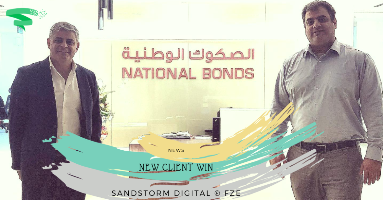 NATIONAL BONDS - NEW CLIENT WIN - SANDSTORM DIGITAL DUBAI (1)