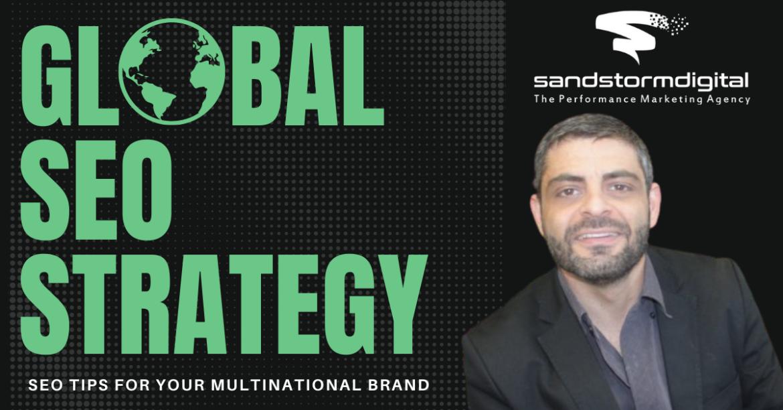 Global SEO Strategy Tips