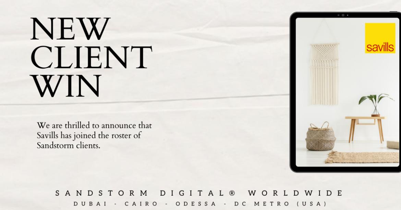 Savills Sandstorm client announcement (6)