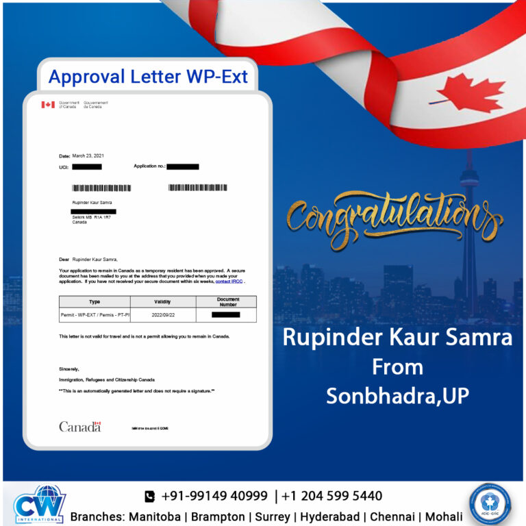 Student visa Canada approval