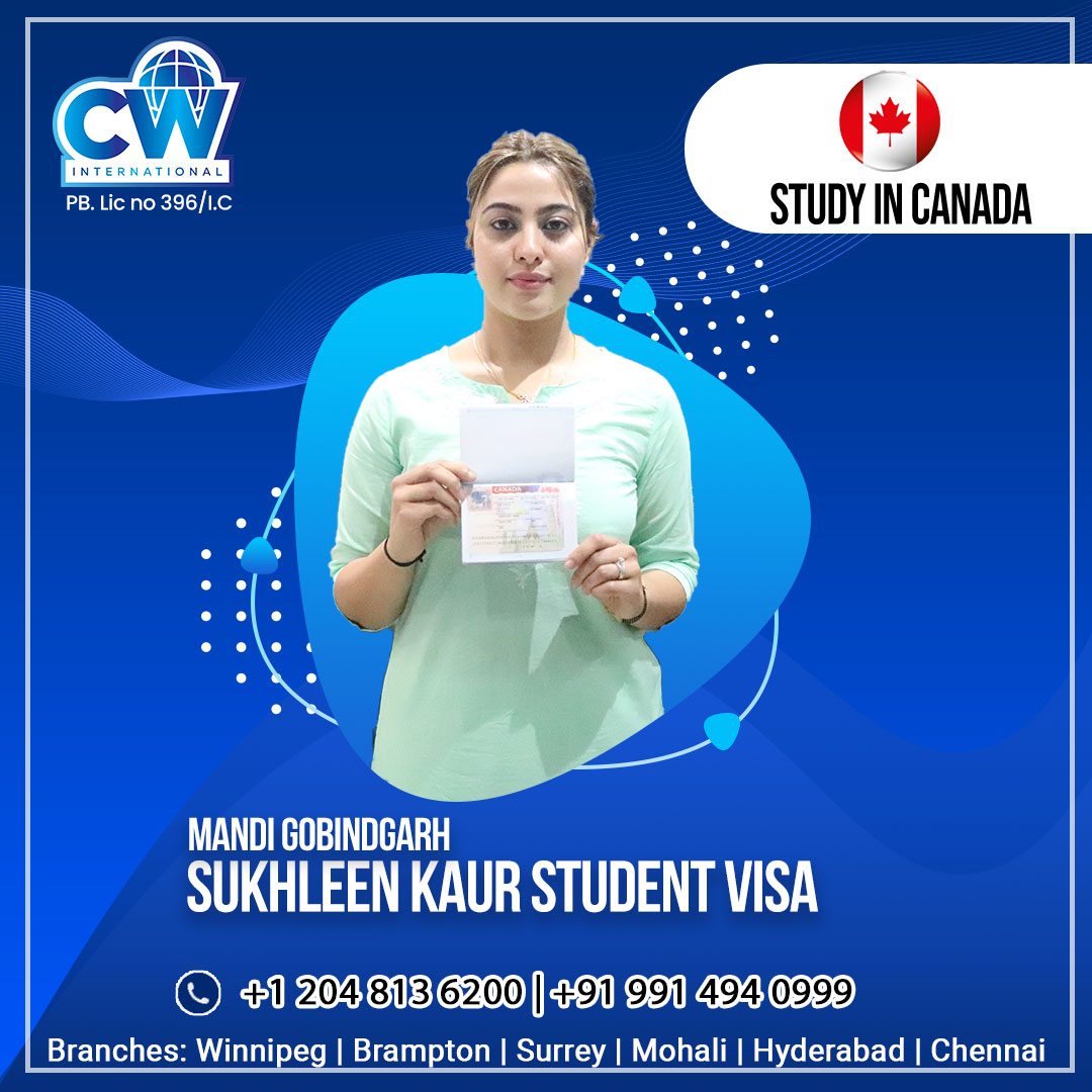 Canada Student visa approval