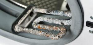 Limescale-On-Washing-Machine-Element