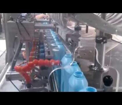 Sıvı Krem Temizleyici Dolum Makinası