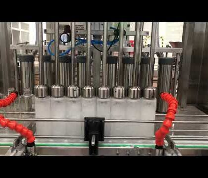 Cologne Filling Machine