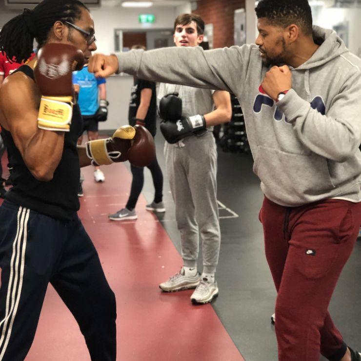 Boxing Class Brixton
