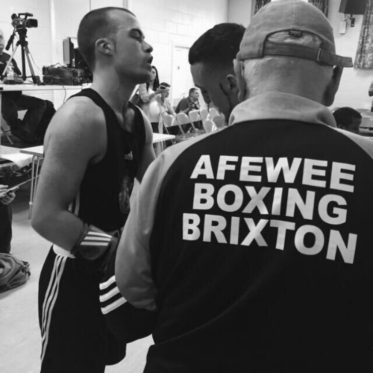 Afewee Boxing Brixton