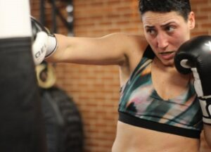 Female Boxer Personal Training Boxing