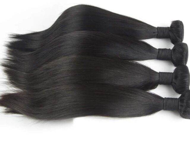virgin hair weft UK