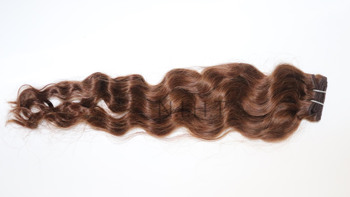 double drawn hair extensions UK