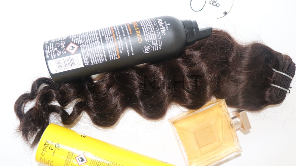double drawn wavy hair extensions UK