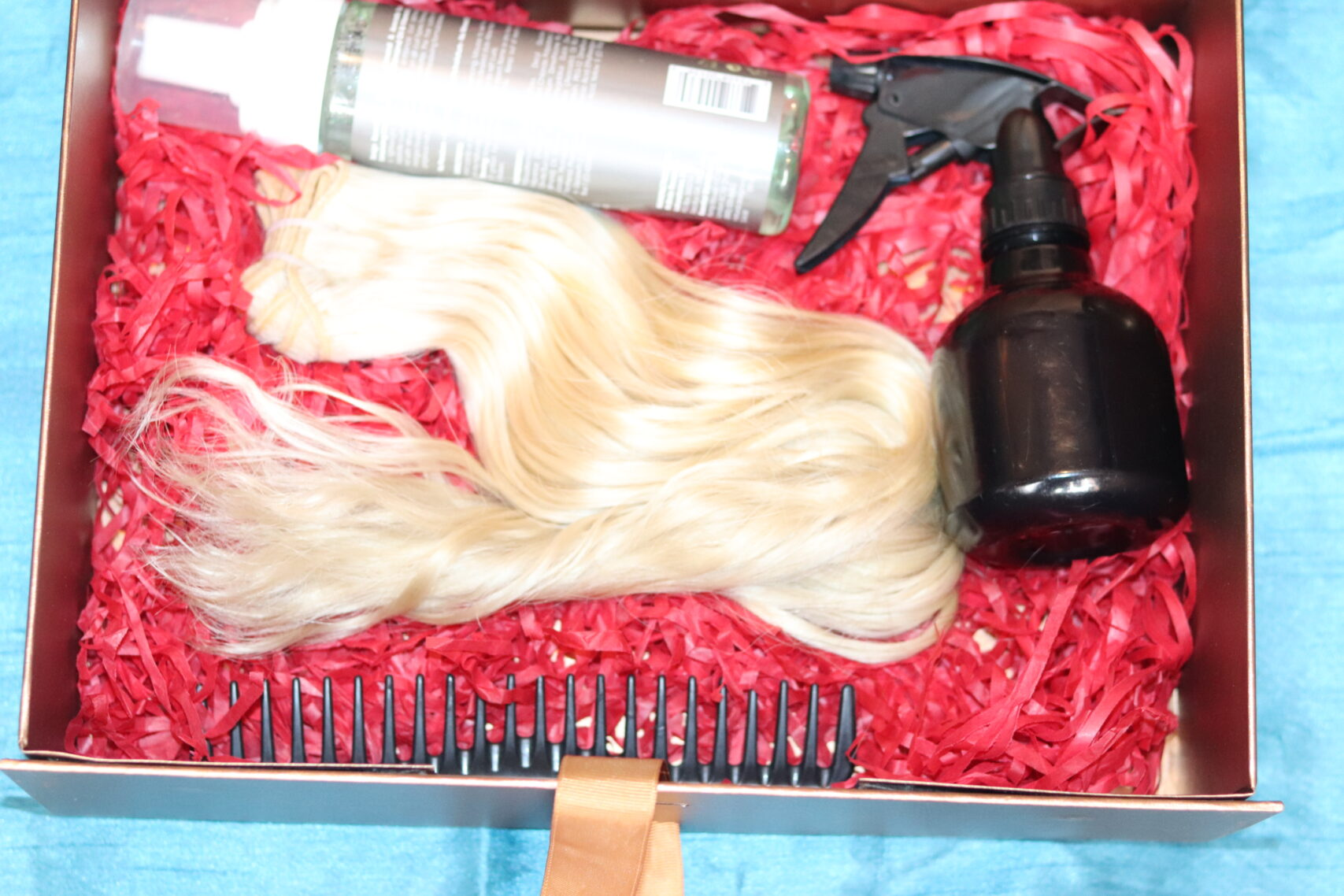 hair extension gift box set