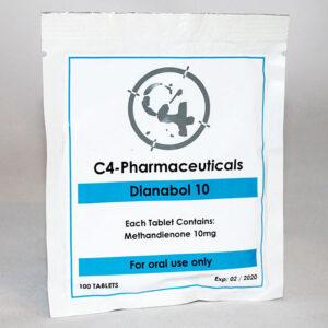 C4-Pharmaceuticals Dianabol 10