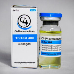 C4 Pharmaceuticals Tri-Test 400