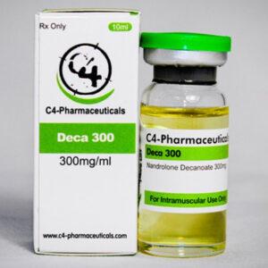 C4-Pharmaceuticals Deca 300