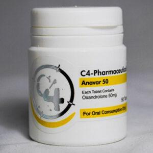 C4-Pharmaceuticals Anavar 50