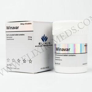 Elixir Meds Winavar 50