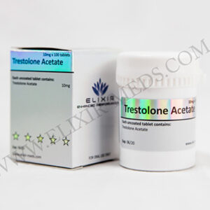 Elixir Meds Trestolone Acetate