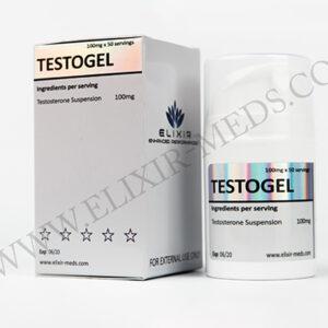 Elixir Meds Testogel
