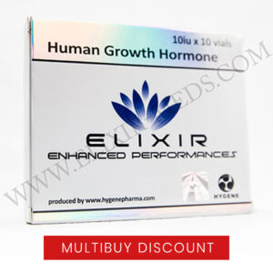 Elixir Meds Human Growth Hormone 100IU