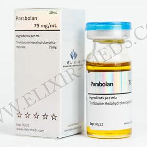 Elixir Meds Parabolan 75