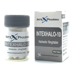 Intex Pharma Halo-10