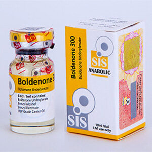 SIS Labs Boldenone 300