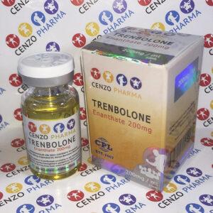 Cenzo Pharma Trenbolone Enanthate 200mg