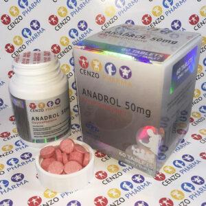 Cenzo Pharma Anadrol 50mg