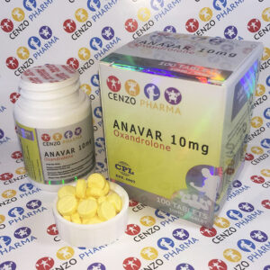 Cenzo Pharma Anavar 10mg