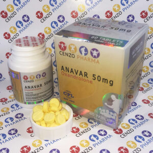 Cenzo Pharma Anavar 50mg