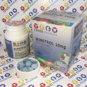 Cenzo Pharma Winstrol 10mg