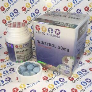 Cenzo Pharma Winstrol 50mg