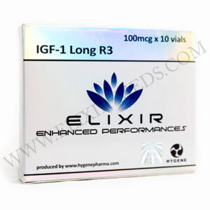 Elixir Meds IGF-1 Long R3
