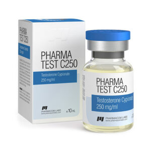 Pharmacom Labs Test C250
