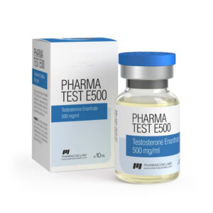 Pharmacom Labs Pharma Test E500