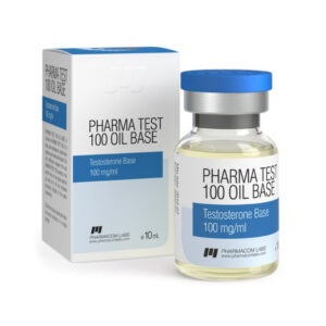 Pharmacom Labs Pharma Test 100 Oil Base