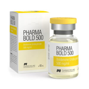 Pharmacom Labs Bold 500