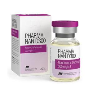 Pharmacom Labs Pharma Nan D300