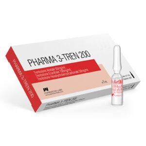 Pharmacom Labs Pharma 3-Tren 200