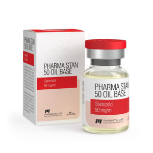Pharmacom Labs Pharma Stan Oil Base 50