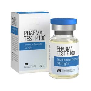Pharmacom Labs Pharma Test P100