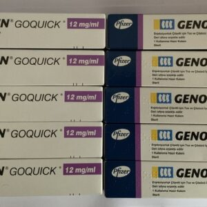Pfizer Genotropin 12mg Go Quick Pen x 10 Pens Bundle DISCOUNT