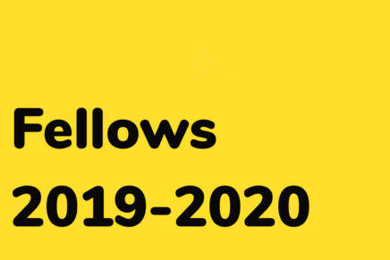 Call out for Fellows 2019-2020
