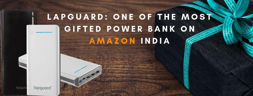 Most Gifted Power Bank on Amazon India