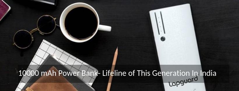 10000 mAh power bank online