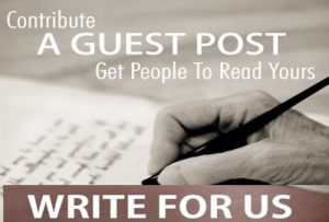Write For Us Guest Blogging