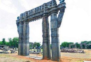 Warangal fort 394x267