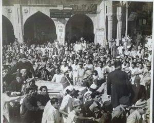Nizam Death Procession 2